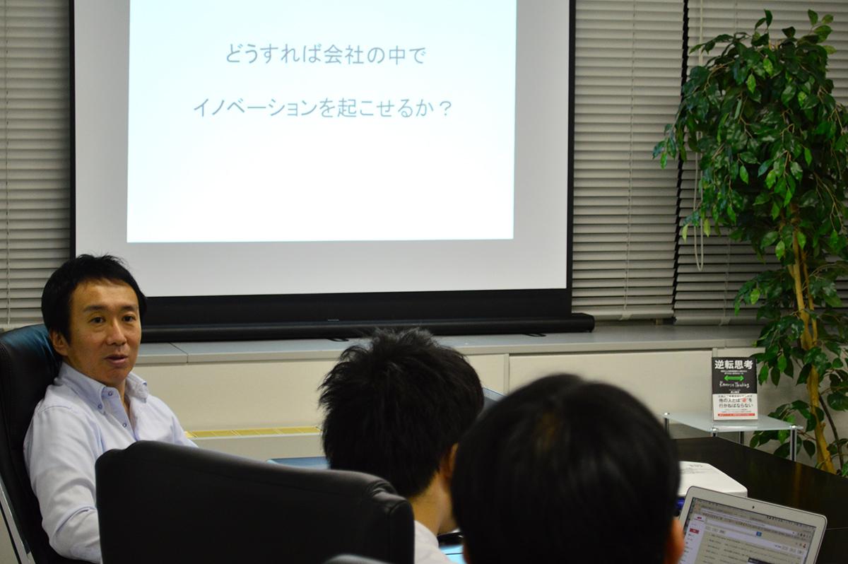 プライマルグループ代表・森上隆史